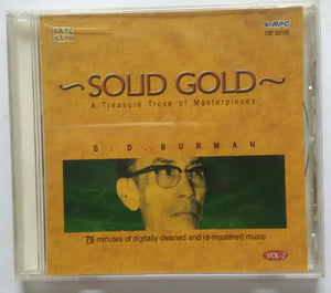 Solid Gold - S. D. Burman Vol :2