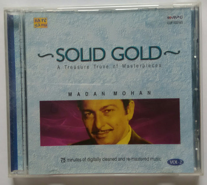 Solid Gold - Madan Mohan Vol :2