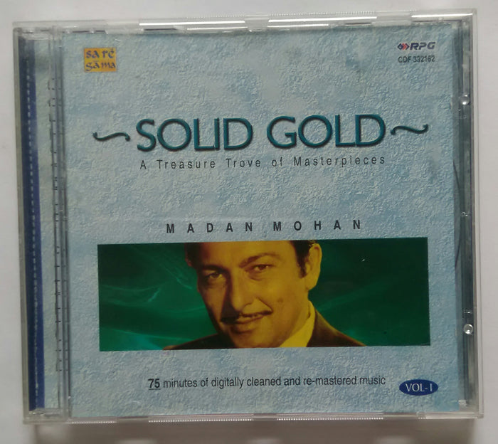 Solid Gold - Madan Mohan Vol :1