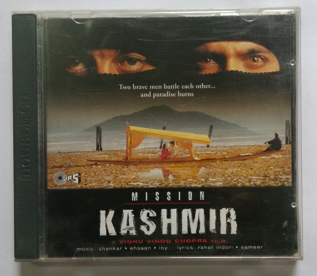 Mission Kashmir ( With 1 Free CD )