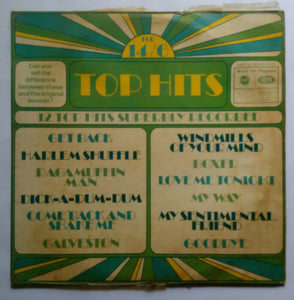 "Top Hits "" 12 Top Hits Superbly Recorded """