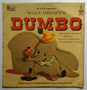"Dumbo "" All The Songs From Walt Disney's """