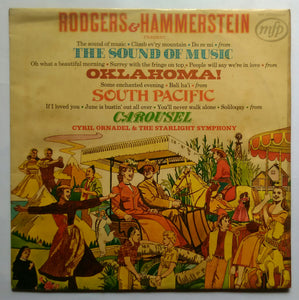 "Rodgers & Hammerstein "" Cyril Ornadel And The Starlight Symphony """