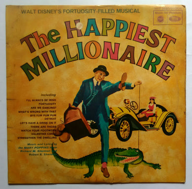 The Happiest Millionaire ( Walt Disney's Fortuosity - Filled Music )