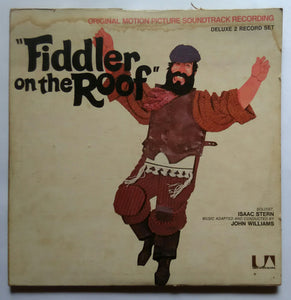 "Fiddler On The Roof "" Original Motion picture soundtrack Recording "" Deluxe 2 Record Set"