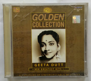 "Golden Collections Geeta Dutt "" Her Greatest Hits "" CD 1&2"