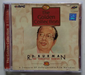 "The Golden Collection - R.D.Burman "" The Versatile Genius """