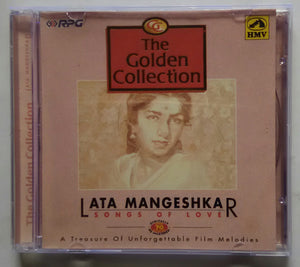 "The Golden Collection - Lata Mangeshkar "" Songs Of Love """