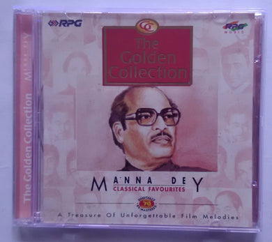 The Golden Collection - Manna Dey