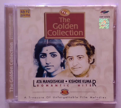 The Golden Collection - Lata Mangeshkar & Kishore Kumar