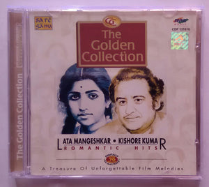 "The Golden Collection - Lata Mangeshkar & Kishore Kumar "" Romantic Hits """