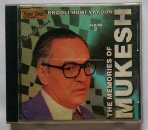 "The Memories Of Mukesh "" Album 2 """