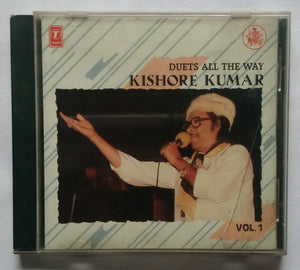 Duets All The way Kishore Kumar - Vol :1