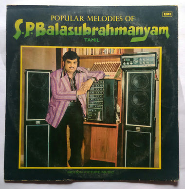 Popular Melodies Of S. P. Balasubramaniam Tamil