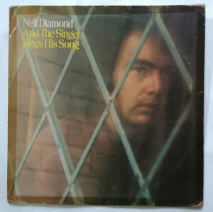 Neil Diamond And The Singer Sings His Song