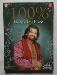 "100 % Hans Raj Hans "" A Set Of 2 ACD's """