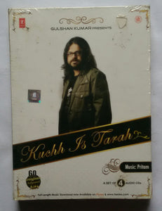 "Kuchh Is Tarah - Music : Pritam "" A Set Of 4 ACD's """