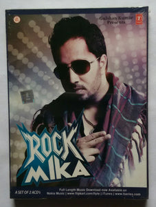 "Rock Mika "" A Set Of 2 ACD's """