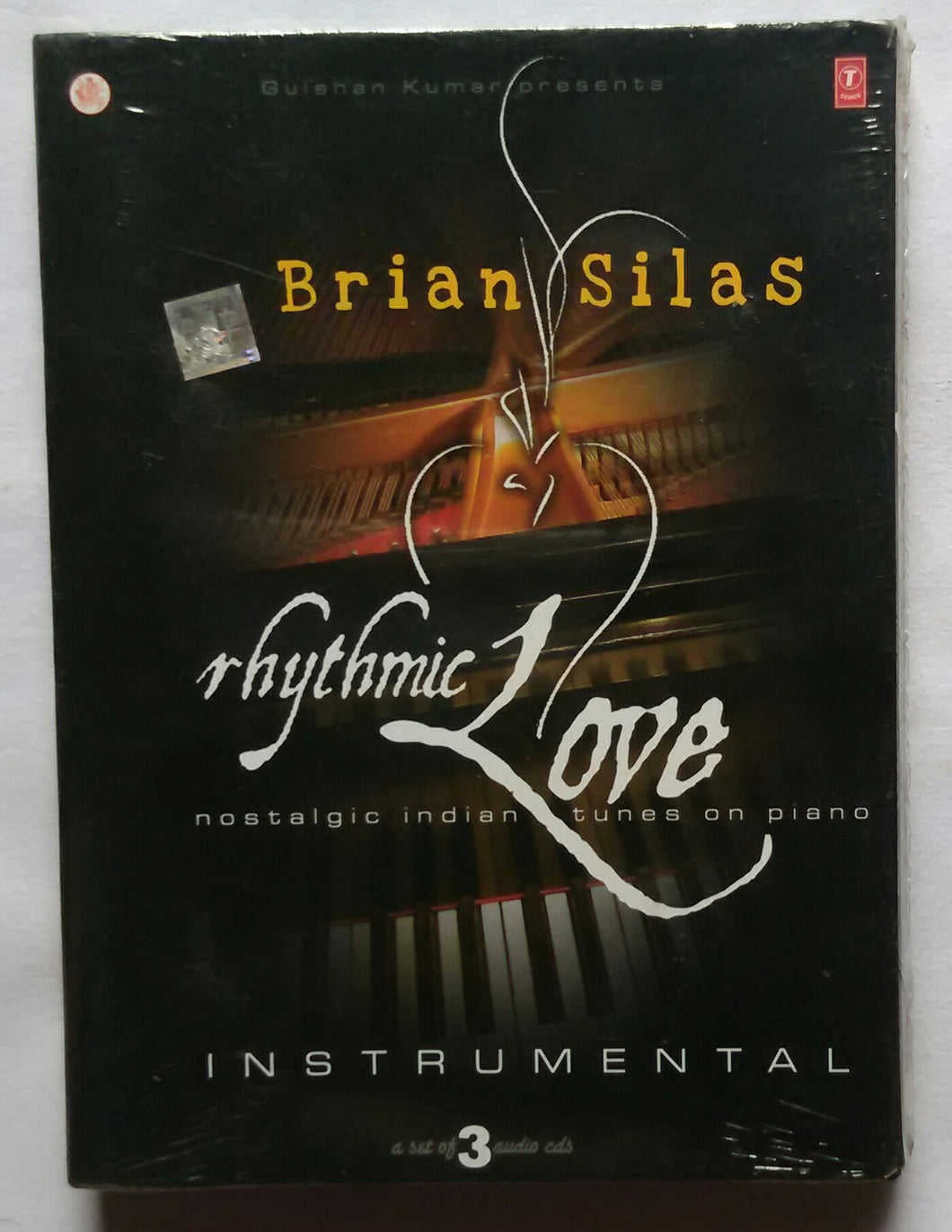 Brian Silas Rhythmic Love - Nostalgic Indian Tunes On Piano