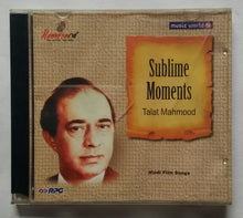 "Subime Moments Talat Mehmood "" Hindi Film Songs """