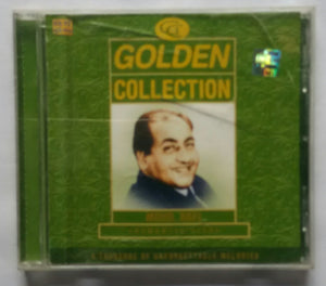 "Golden Collection Mohd . Rafi "" Romantic Hits Vol -1"