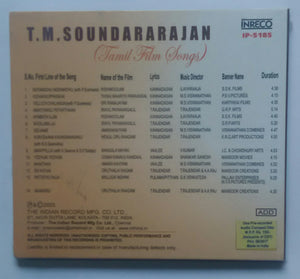 T. M. Soundararajan ( Tamil Film Songs )