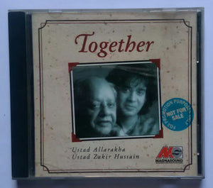 Together - Ustad Allarakha & Ustad Zakir Hussain