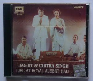 Jagjit Singh & Chitra Singh ' Live At Royal Albert Hall '