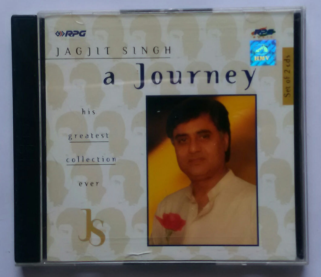 Jagjit Singh A Journey Hits Greatest Collection Ever ( 2 CD Pack )