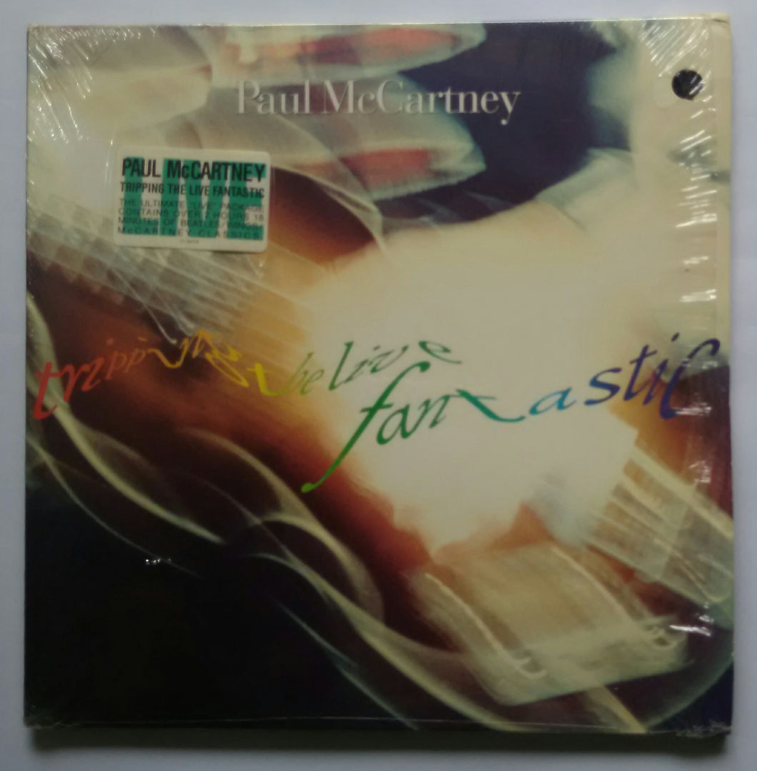Paul McCartney - Tripping The Live Fantastic ( 3 LP record & With Book )