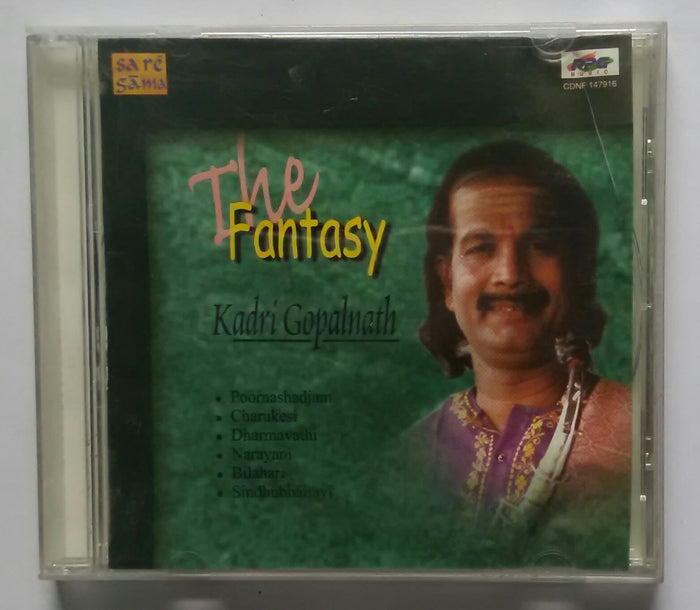 The Fantasy - Kadri Gopalnath
