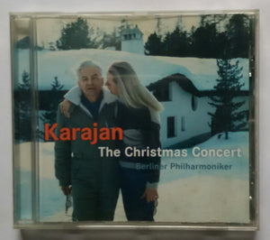 "The Christmas Concert "" Berliner Philharmoniker - Herbert Von Karajan """