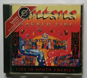 "Santana - Sacred Fire "" Live In South America """