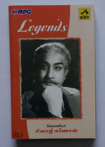 "Legends "" Chevalier Sivaji Ganesan "" Vol :4"