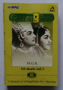 "Golden Hour "" M. G. R. Hit Duets Vol : 1 """