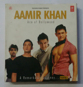 Aamir Khan Ace of Bollywood - A Remarkable Journey ( 4 CD Set )