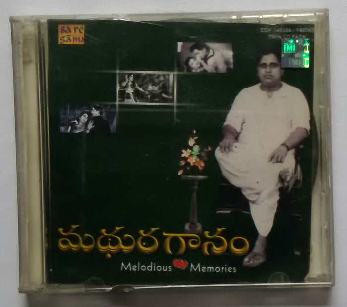 Madhura Gaanam Duets Of Ghantasala & P. Susheela ( Vol :2 ) 2 CD Pack
