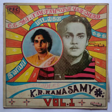 "Golden Melodies K. R. Ramasamy "" Tamil Film Songs """