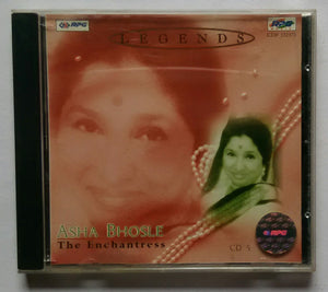 "Legends - Asha Bhosle "" The Enchantress "" CD 5"