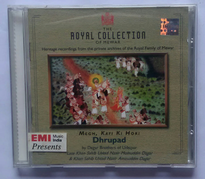 The Royal Collection of Mewar - Megh , Kafi Ki Hori