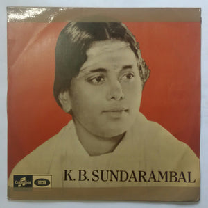 "K. B. Sundarambal "" Tamil Devotional songs """