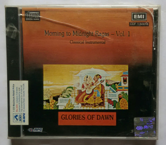 Glories Of Dawn - Moming To Midnight Ragas