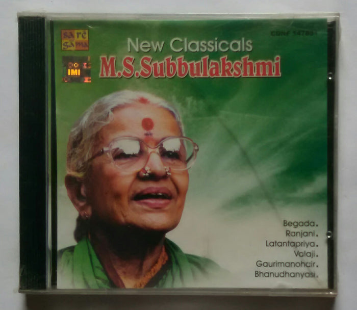 New Classicals M. S. Subbulakshmi ( Vocal )