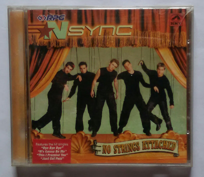 Nsync - No Strings Attached