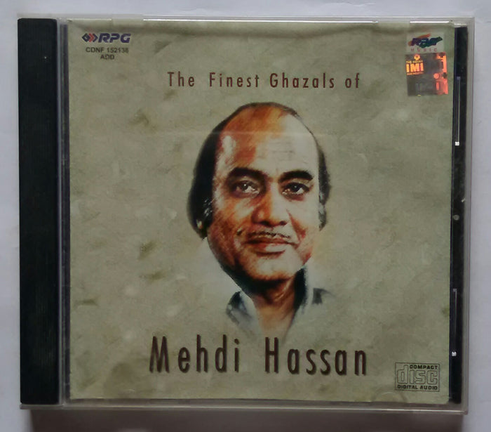 The Finest Ghazals - Mehdi Hassan