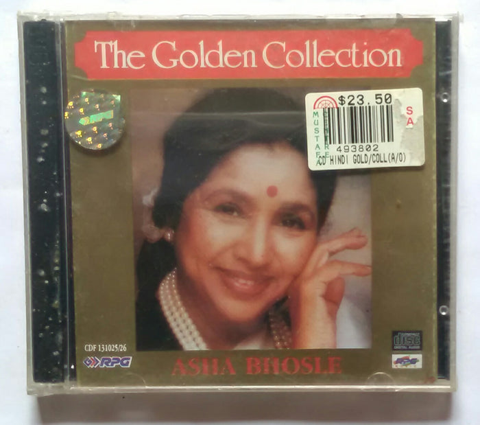 The Golden Collection - Asha Bhosle