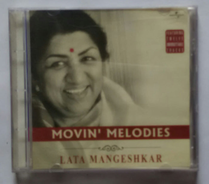 Movin' Melodies Lata Mangeshkar - Disc : 2
