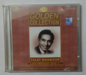 "Golden Collection - Talat Mahmood "" His Greatest Hits "" Disc :1&2"