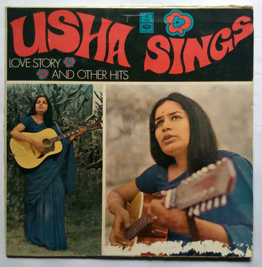 Usha Sings - Love Story And Other Hits