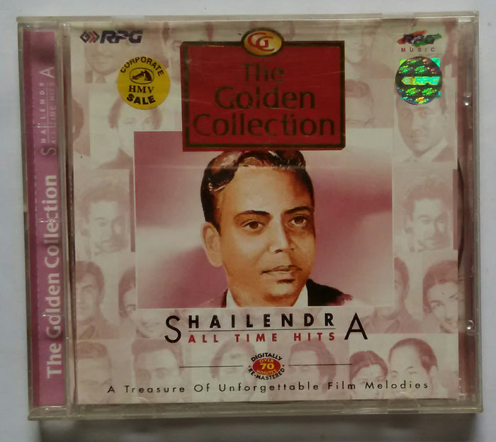 The Golden Collection - Shailendra